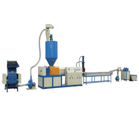 plastic film recycling, PP film recycling, LDPE recycling machine