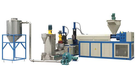 plastic pelletizing machine, plastic pelletizer machine, plastic pellet making machine