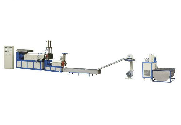 waste plastic granules making machine, plastic grinding granulator machine,