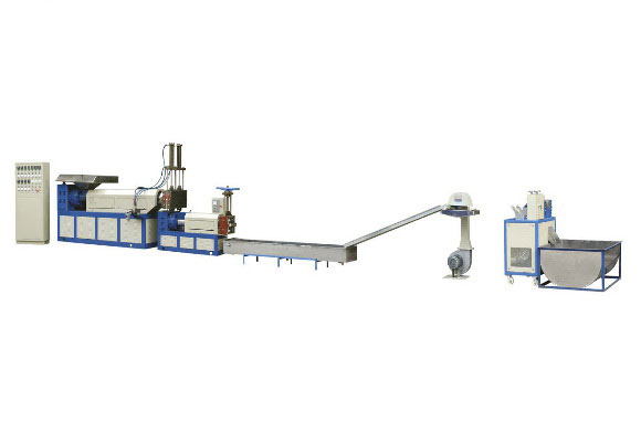 waste plastic granules making machine, plastic grinding granulator machine,
