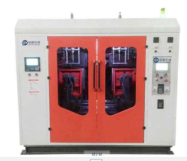 plastic-extrusion-blow-molding-machine