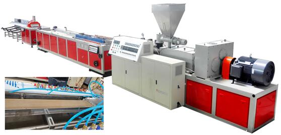 wood-plastic-profiles-extrusion-line
