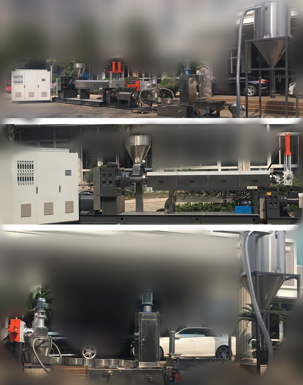 Plastic-Granulating-Production-Line
