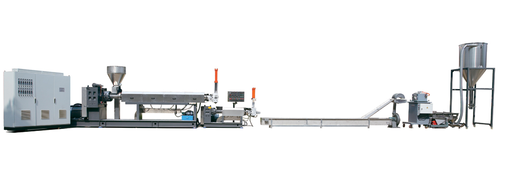 twin-parallel-extruder-recycling-granulating-lines