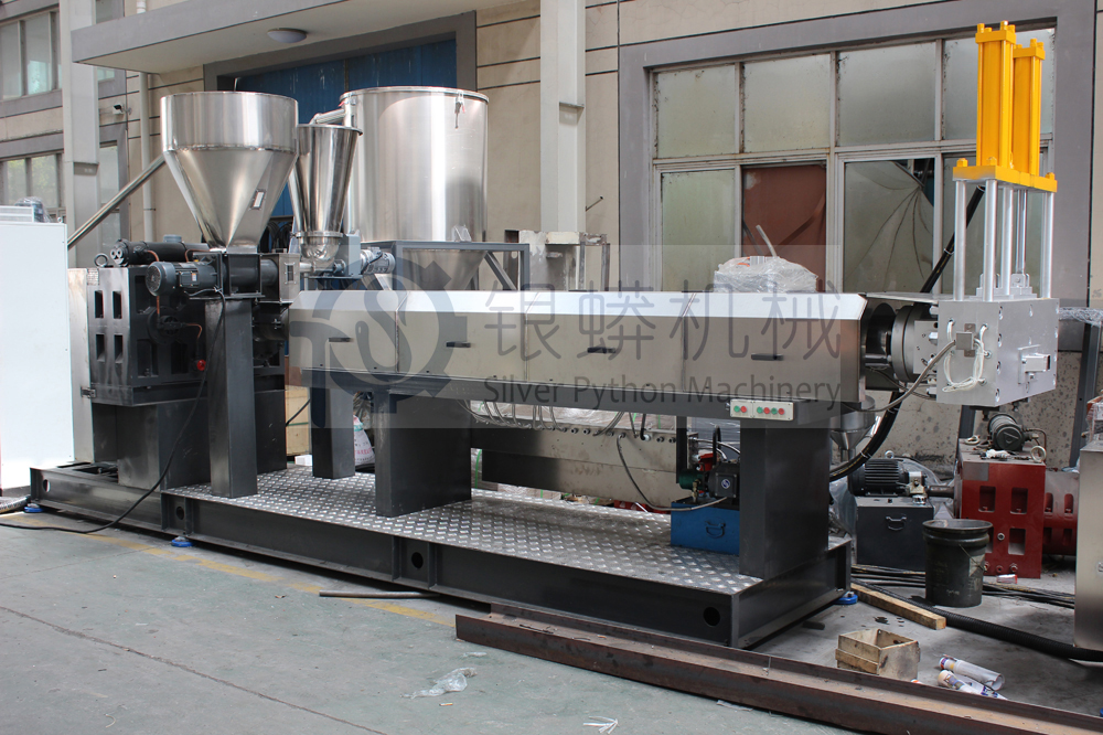 agriculture-LDPE-film-plastic-recycling-pelletizing-unit